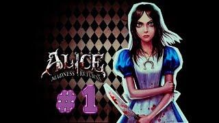 Alice: Madness Returns PC - Gameplay en español - Parte 1