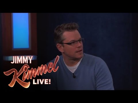The Cast of The Monuments Men on Jimmy Kimmel Live PART 6 Mp3