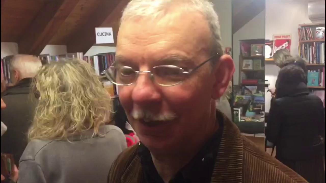 Claudio Zella Geddo ultimo libro presentazione da Grossi