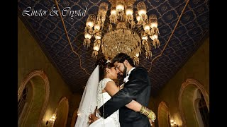 LINSTOR & CRYSTAL l WEDDING HIGHLIGHTS l JONUSHKA STUDIO l 9890190168