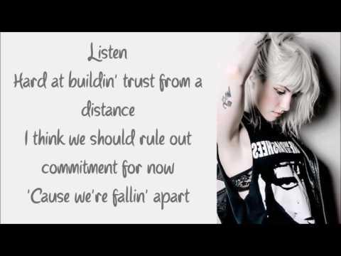 Drake - Passionfruit (Paramore cover) [Full HD] lyrics