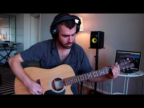 Tennessee Whiskey - Chris Stapleton - Acoustic Guitar Instrumental Cover! (by Ely Jaffe)