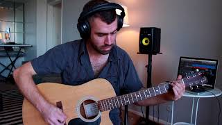 Tennessee Whiskey Chris Stapleton Acoustic Guitar Instrumental Cover by