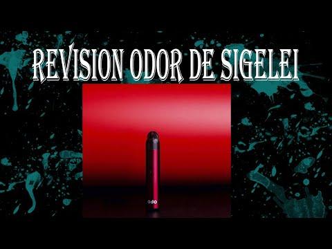 ODO de Sigelei, pod mini, revisión en Español