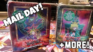 $350 Yu-Gi-Oh! Collection Package Opening + Old School Packs, Structure Deck, Tins and More!