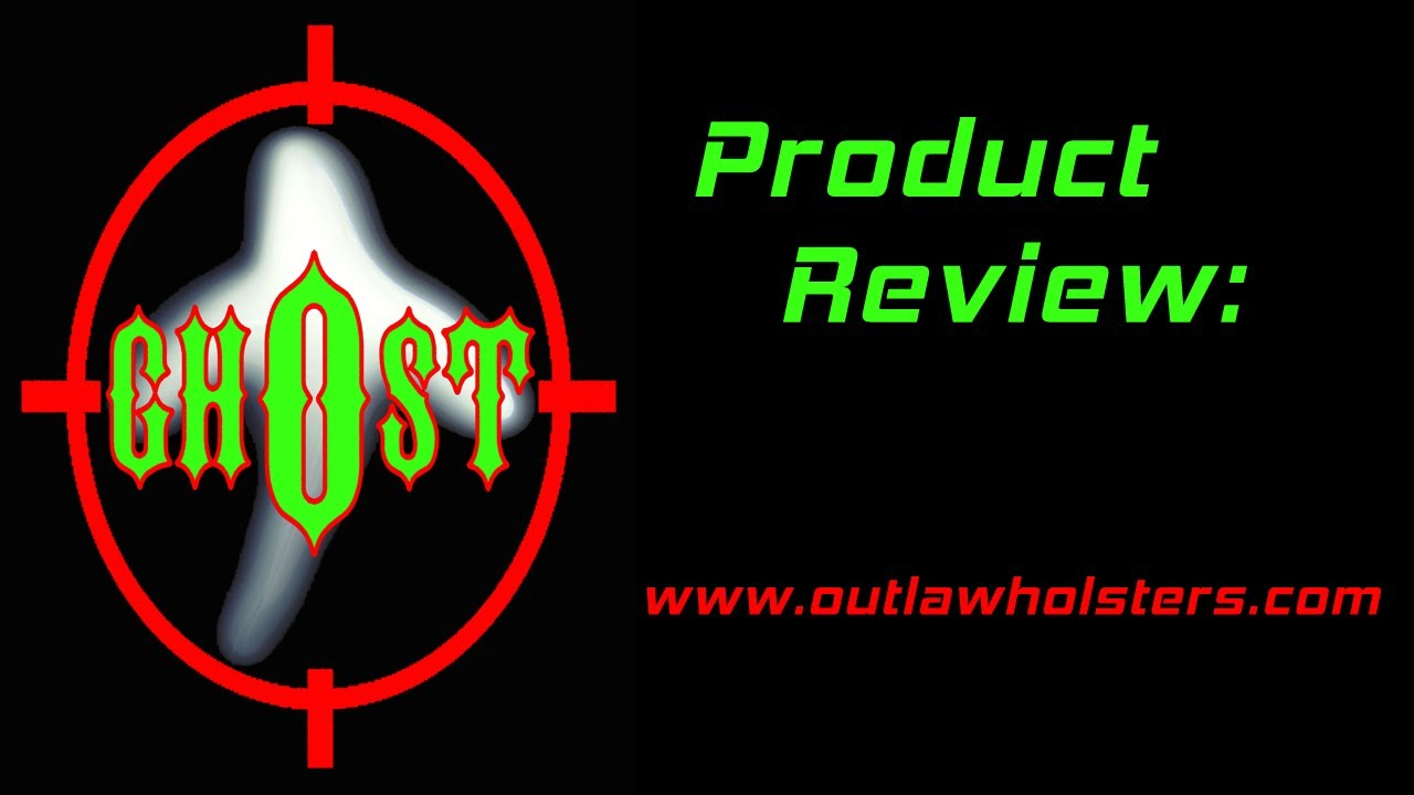 New Pistol Holster Review: Outlaw Holsters