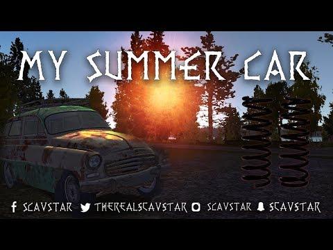 🔥 GIMME MY KEYS! | BRITNEY GETS NEW SPRINGS | MY SUMMER CAR [PC] 🔥