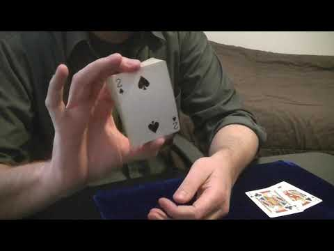 Free Magic Tricks THE DOUBLE DECKER SANDWICH CAVORTING ACES