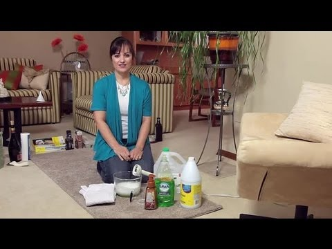 Old Fashioned Homemade Carpet Shampoo Cleaning Home