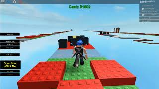makeing my own roblox obby tycoon