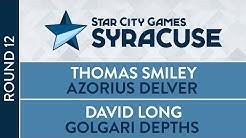 SCGNY: Round 12 - Thomas Smiley vs David Long [Legacy]