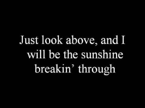 Won't Let You Down Lyrics By Keith Urban