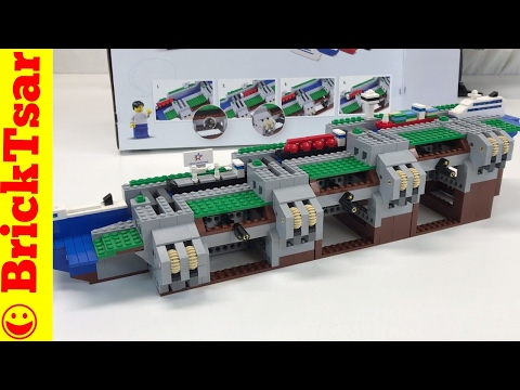 Panama Canal LEGO 2000451 Education RARE Exclusive Set