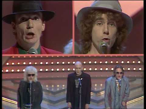 cannon & ball show The Flying Pickets Who's That Girl