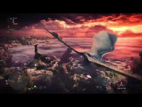 Monster Hunter: World Beta Ancient Forest Exploration 2 pt2