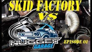 Download The Skid Factory vs Nugget Garage Ep1 1JZ Sleeper Van Prep Mp3 and Videos