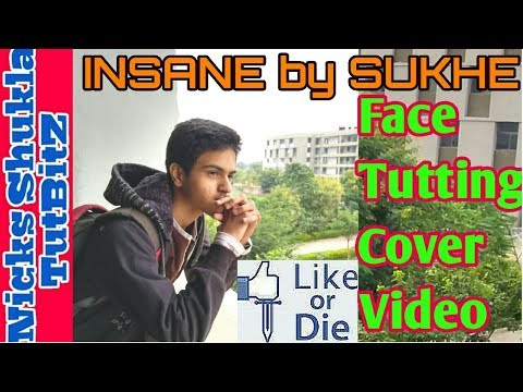 Face Tutting Dance Cover video on-INSANE...