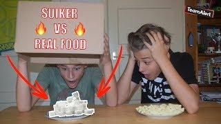 Suiker vs. Real food | LARS & KOEN DOEN GEZOND #2