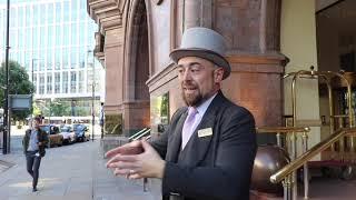 Steve The Midland Hotel Doorman for #CitizensofMCR