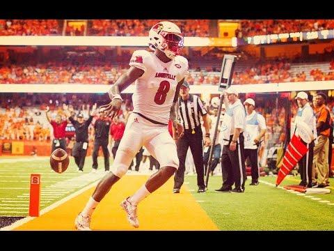 "Lamar Jackson || ""The Man"" || Louisville Heisman Highlights"