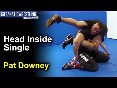 Head Inside Single - Wrestling Move By Pat Downey