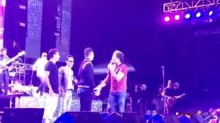 Repeat youtube video Marc anthony, Silvestre y J Balvin sorprenden a Carlos Vives por su cumpleaños
