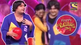 Kapil's Wish To Marry Laila   Valentine's Day Special