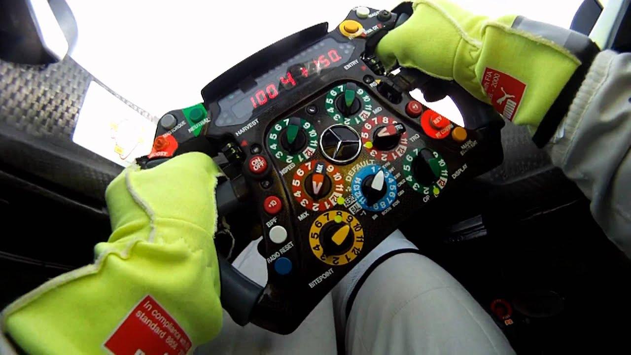 Mercedes Amg Petronas F1 W03 Shakedown Silverstone