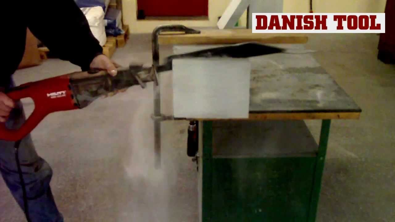 Masonry reciprocating saw blade black label from danish tool youtube greentooth Gallery