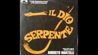Augusto Martelli – Il Dio Serpente, vinyl rip full OST, 1971