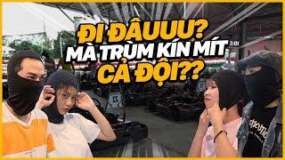 Win.D cùng Bống – chị Khởi My và anh Kelvin Khánh kí hợp đồng đua xe?
