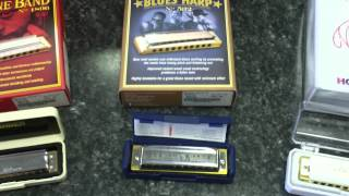 Hohner Harmonicas! - What