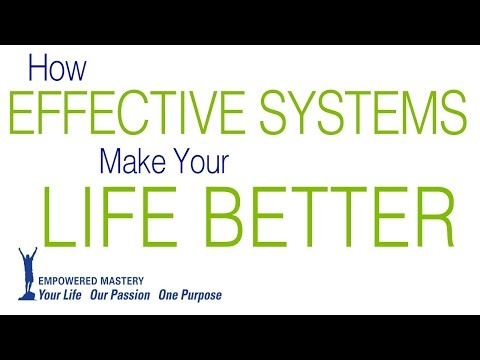 How To Create Effective Systems In Your Business