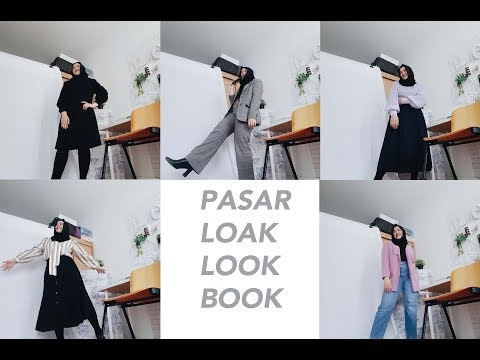 TIPS: Belanja Baju Bekas + Lookbook | #Haulternative - YouTube