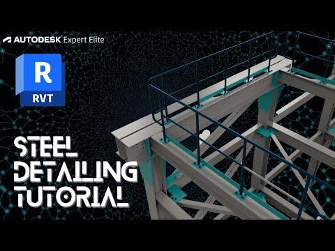 Revit Structural Steel Detailing Tutorial
