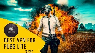 Best VPN For Playing PUBG PC Lite (No Proxifier or SoftEther)