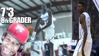 wtf how is this possible 7 3 8th grader chol marial highlights reaction