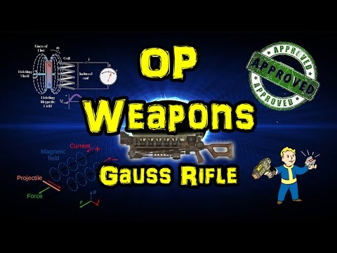 Fallout 2 how to get guass rifle