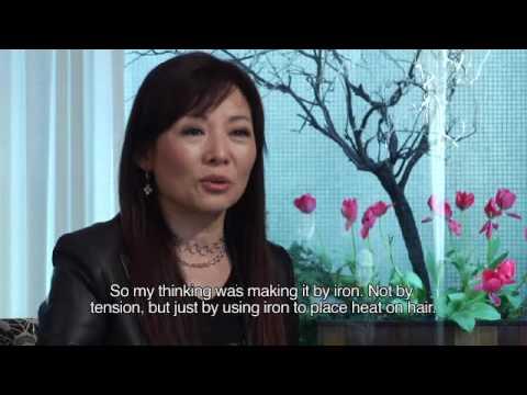 Straight hair expert Yuko Yamashita