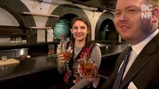 Christmas Cocktails With The DCNF