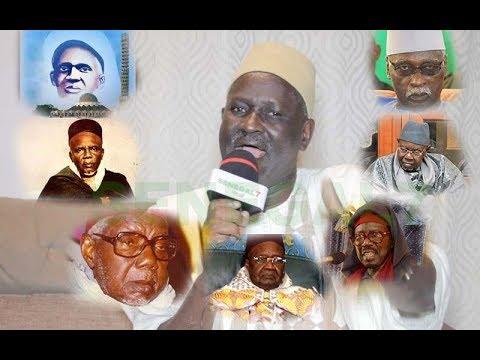 Tivaouane: Moustapha Mbaye chante le Prophete (SAW0