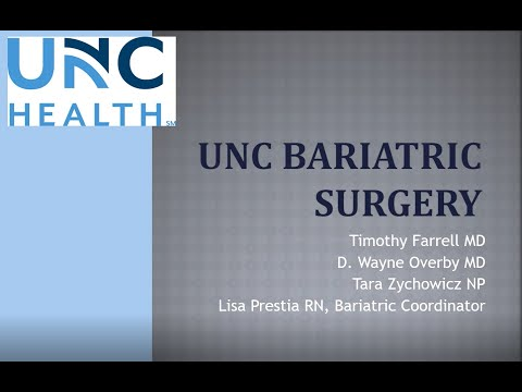 Bariatric Surgery Patient Pathway to Surgery