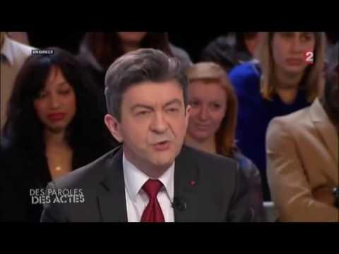 Mélanchon vs Le pen: Gros clash Zapping