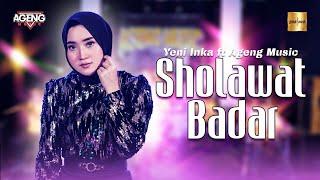 Sholawat Badar - Yeni Inka ft Ageng Music   Versi Koplo Menyentuh Kalbu