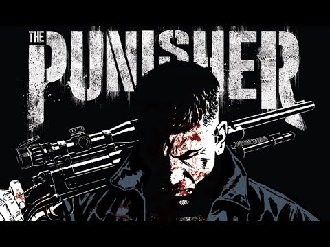 Punisher - God's Gonna Cut You Down (remix)