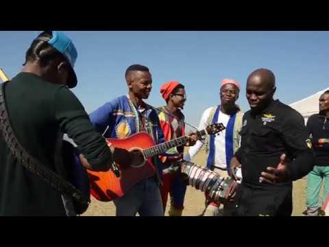 Butho Vuthela - Zimonqoloze @ Ntanakulu during 2017 Mpondo Festival