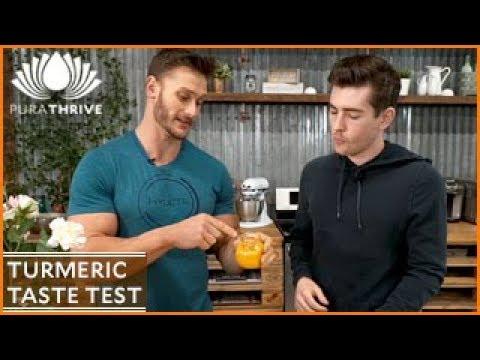 Turmeric Taste Test: Top Brands | PuraTHRIVE – Thomas DeLauer