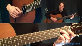 Silent Lucidity Guitar Lesson Pt.1 - Queensryche - Intro & 1st Verse