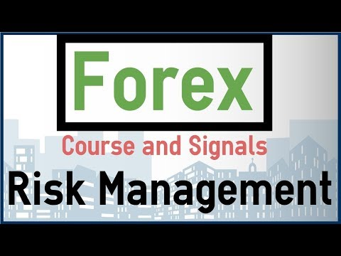 Forex risk management course