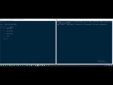 Colon in Index - Python Tutorial thumbnail